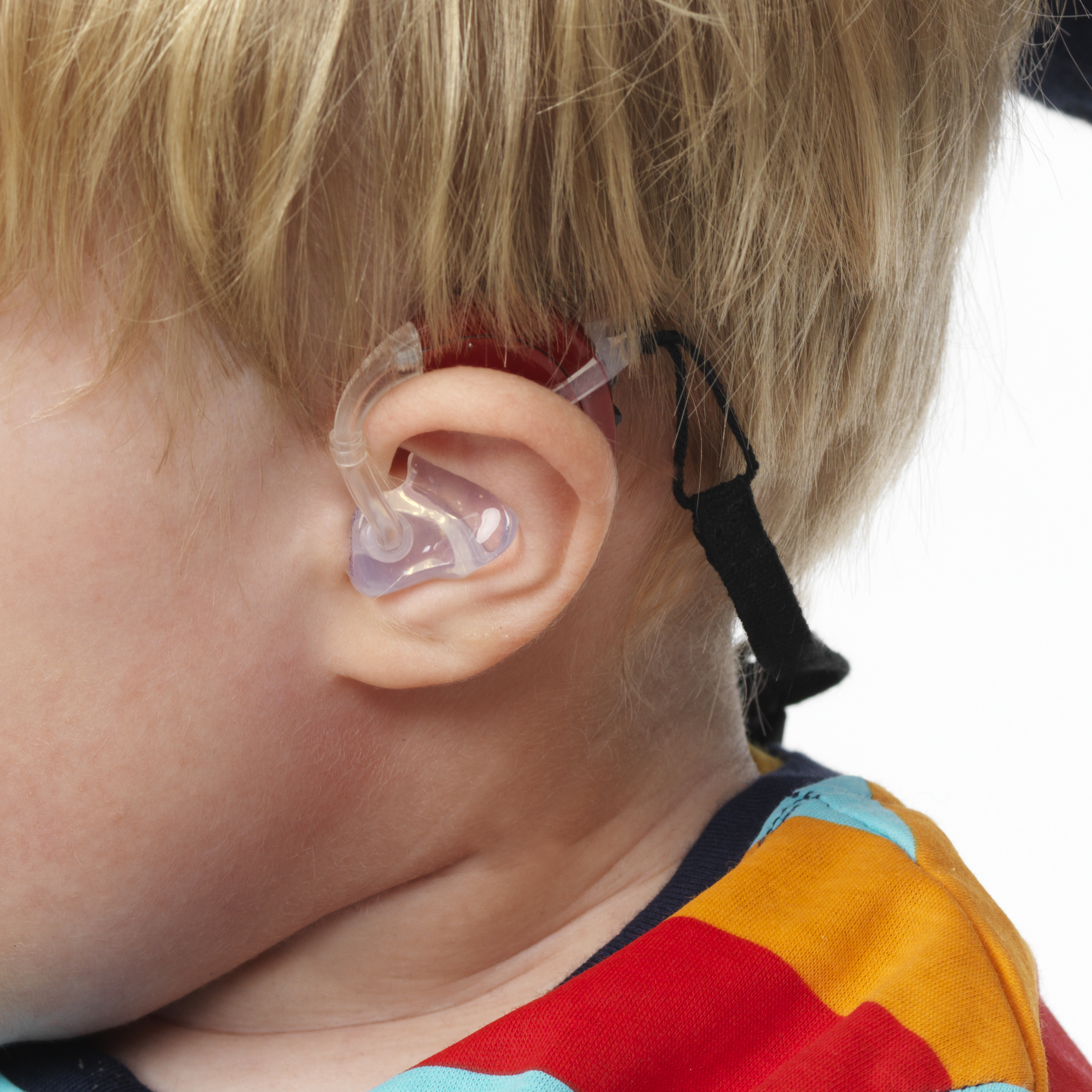 dziecięce aparaty słuchowe